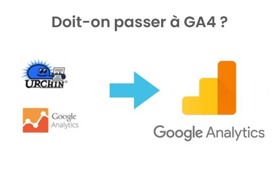 Faut il opter ou Google Analytics 4